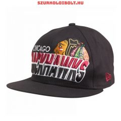 New Era  Chicago Blackhawks  snapback cap