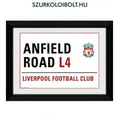 Liverpool FC wall Picture - official merchandise
