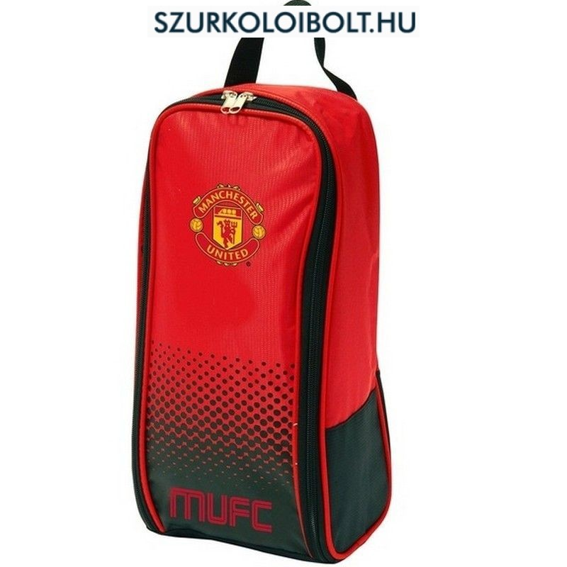 296ce837ab Manchester United F.C. Boot Bag - Original football and NFL fan ...