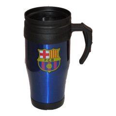 F.C. Barcelona Aluminium Travel Mug BL
