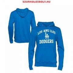 Majestic Athletic Mens Dodgers Kagleton Hooded Sweat Blue