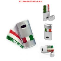 Hungary tricolor face paint