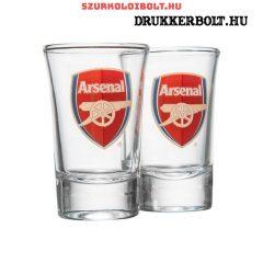 Arsenal shot glass set