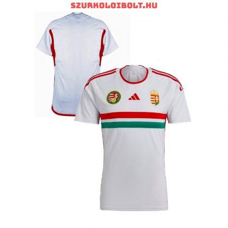 Adidas Hungary Home Shirt (white)