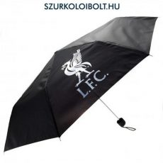 Liverpool FC black umbrella with crest - official licensed product