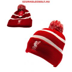 Liverpool FC bobble knitted hat - official Liverpool FC  product
