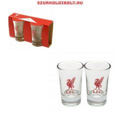 Liverpool shot glass set