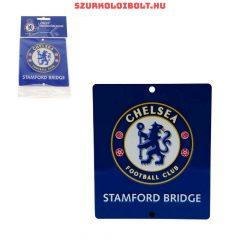 Chelsea Football Club Crest Metal Window Sign