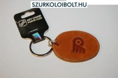 Philadelphia Flyers leather key fob