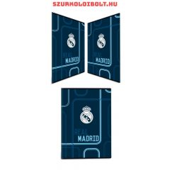 Real Madrid striped excercise book  A/4