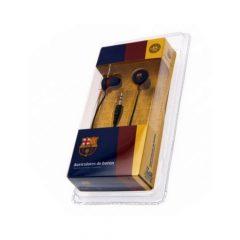 FC Barcelona CF Earphones with team logo