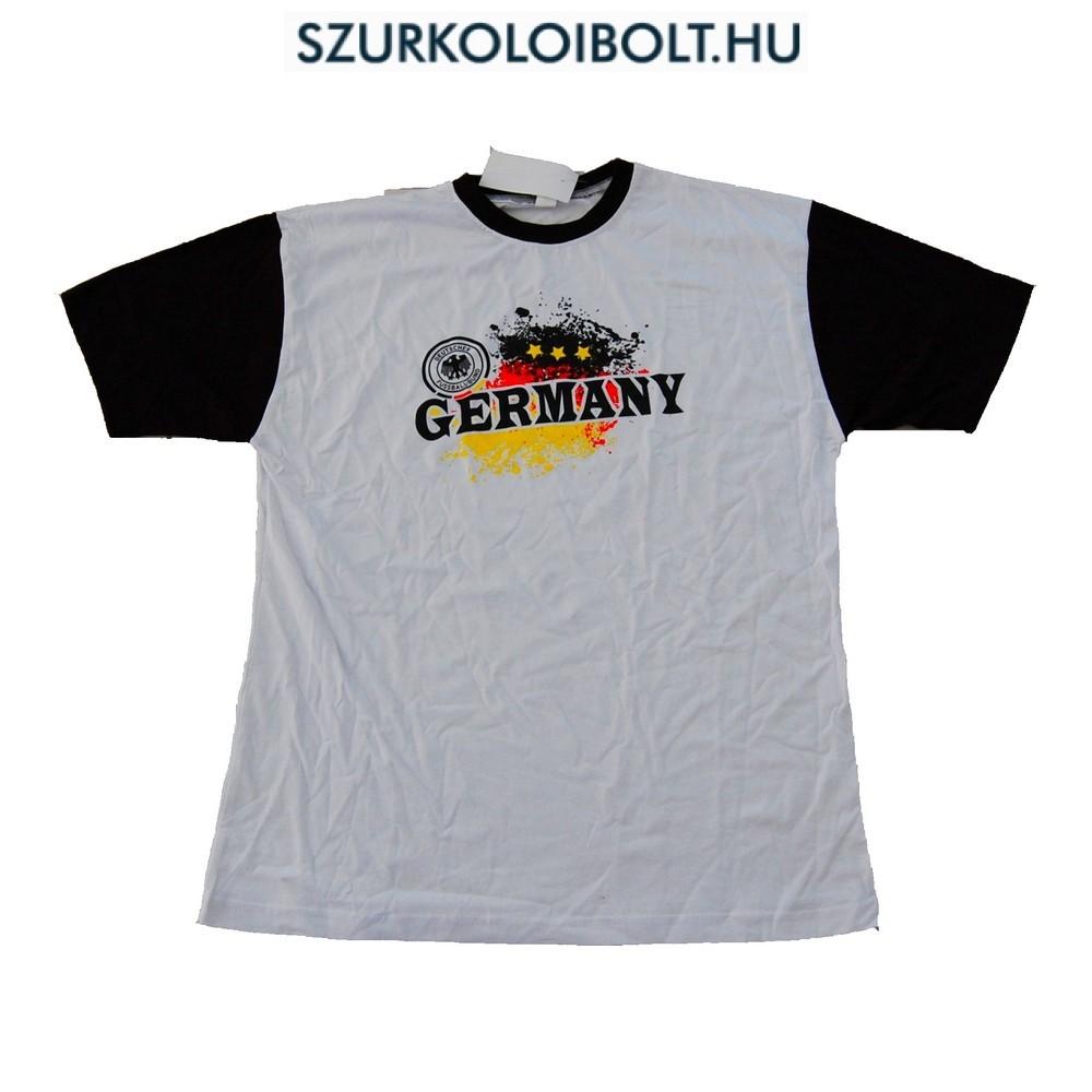 Deutschland   Germany T-shirt - Original football and NFL fan ... 32ba66f0de