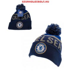 Chelsea F.C. Knitted bobble Hat