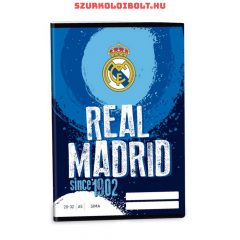Real Madrid plain excercise book  A/5