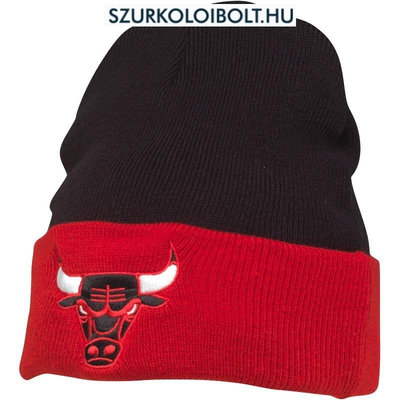 Chicago Bulls Beanie Hat Black - Original football and NFL fan ... 6d325e2037