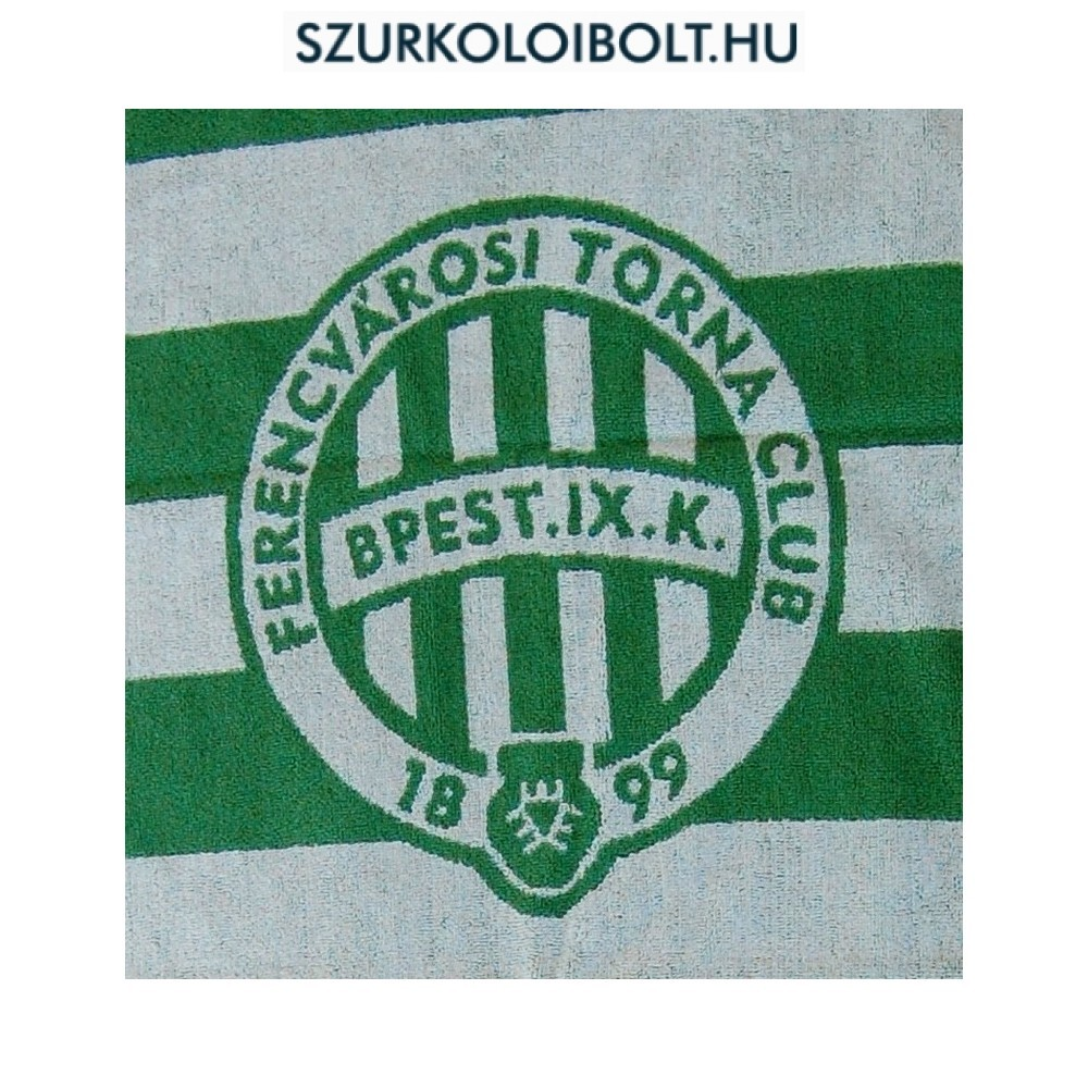 Ferencváros Towel - Original football and NFL fan products for all ... 1f3b16404f