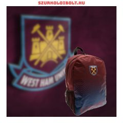 West Ham United FC Backpack (official licensed product)