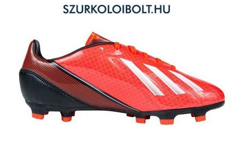 adidas Youth F10 TRX FG Soccer Cleats Infrared with Black - Original ... 1a7a1bd505
