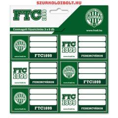 Ferencváros sticker 18 pcs