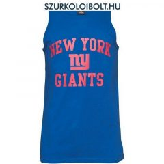 Majestic Athletic Mens NY Giants Kyla Vest Blue