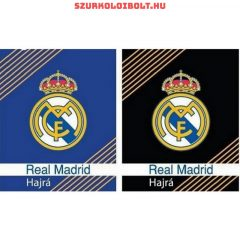 Real Madrid Polar Fleece Blanket - original product