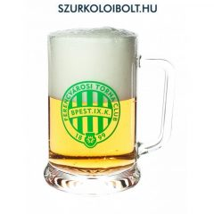 Ferencváros beer glass