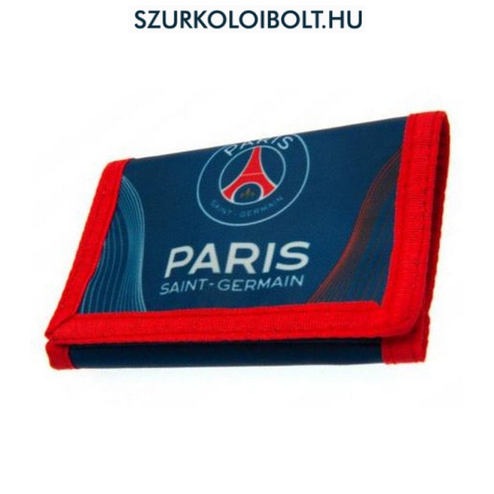 Paris Saint Germain F.C. Nylon Wallet - Original football and NFL ... 6936aa0762