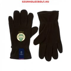 Ferencváros knitted gloves - official merchandise