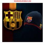 FC Barcelona supporter hat