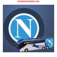 SSC Napoli FC Team Bus