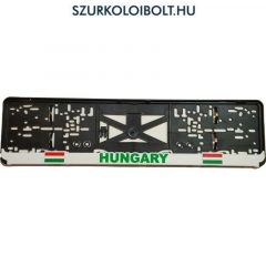 Hungary plate