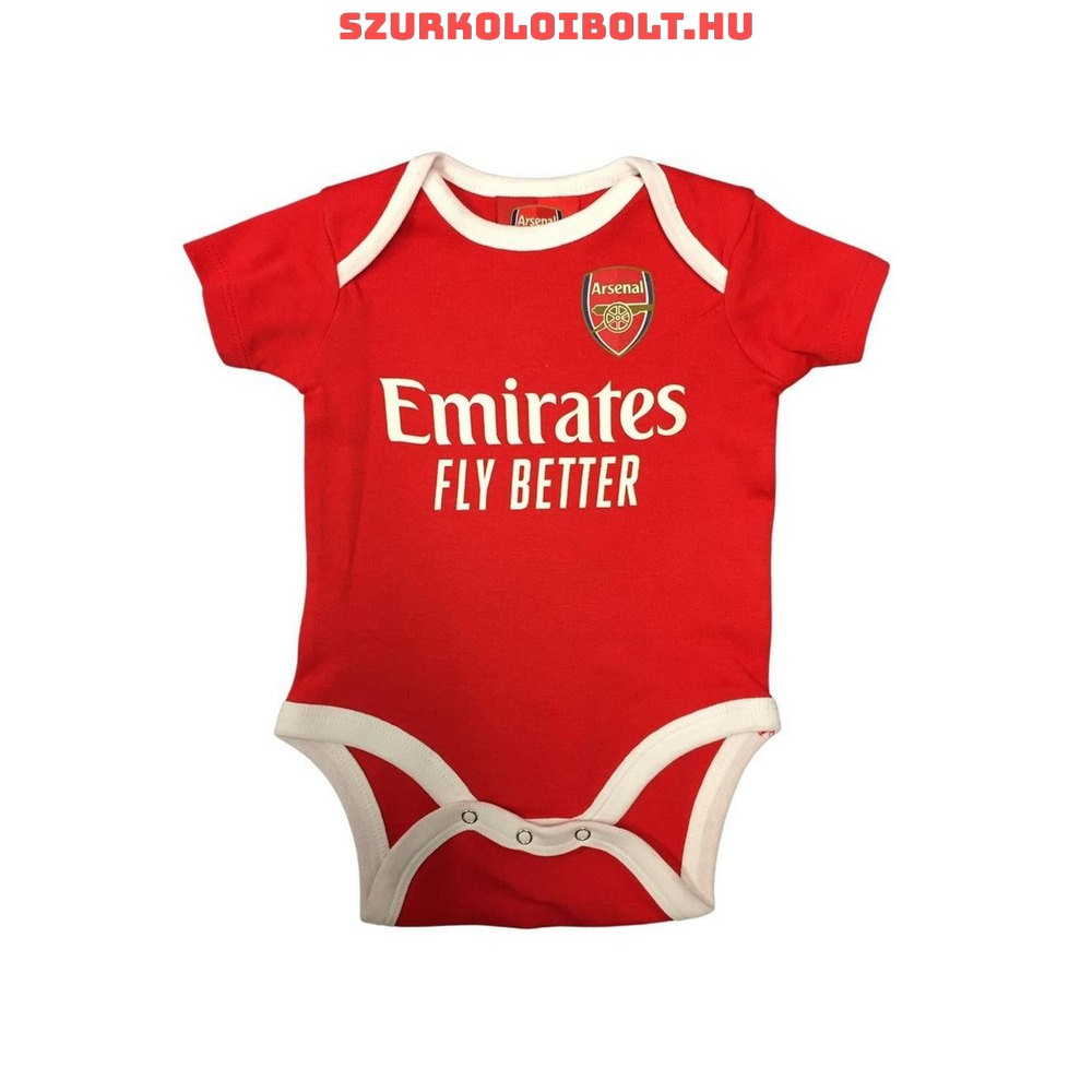 ea55593eed Arsenal Fc body set for babies - original, licensed product (1 piece ...