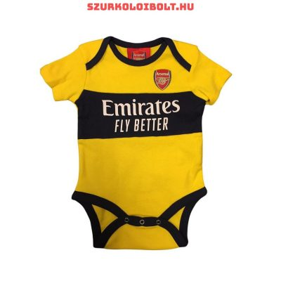 official photos fe0b3 5a8cf Arsenal Fc body set for babies - original, licensed product ...