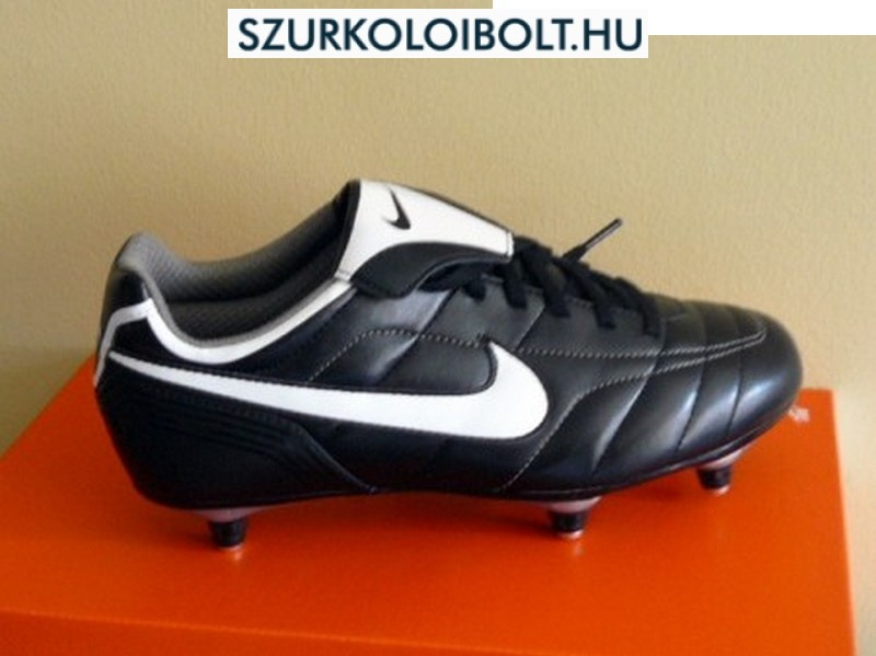 Nike AIR Tiempo Natural II. SG (M) - Nike foci cipő fekete ... 4c744b0ec2