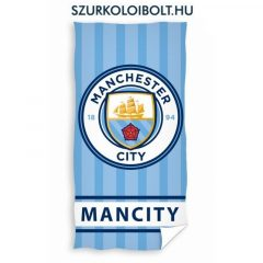 Manchester City giant towel - official Man City merchandise