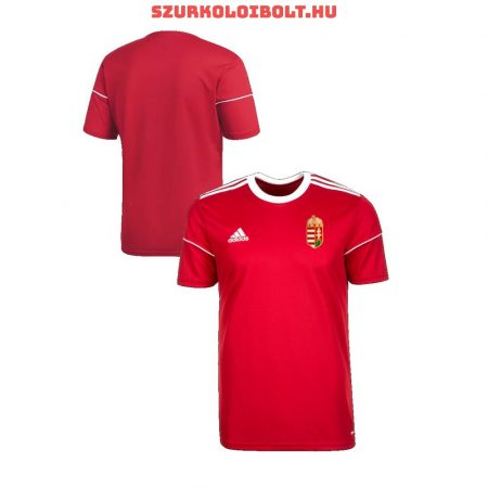 Adidas Hungary Home supporter Shirt (red)