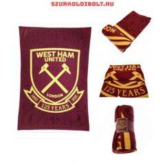 West Ham United F.C.  blanket