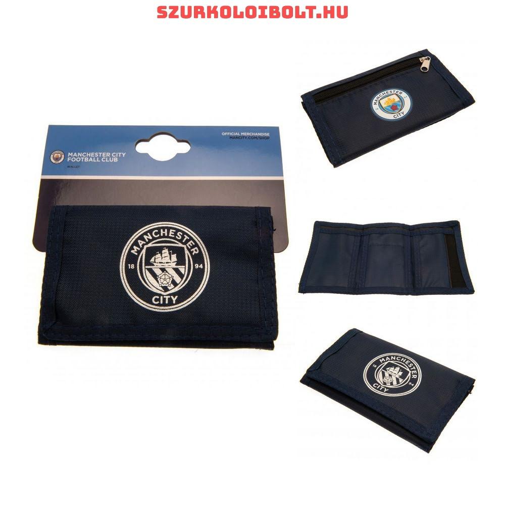 Manchester City Wallet - official merchandise - Original football ... ccccd9a8564