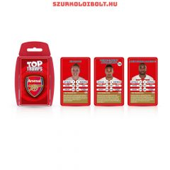 Arsenal Playing Top Trumps Cards