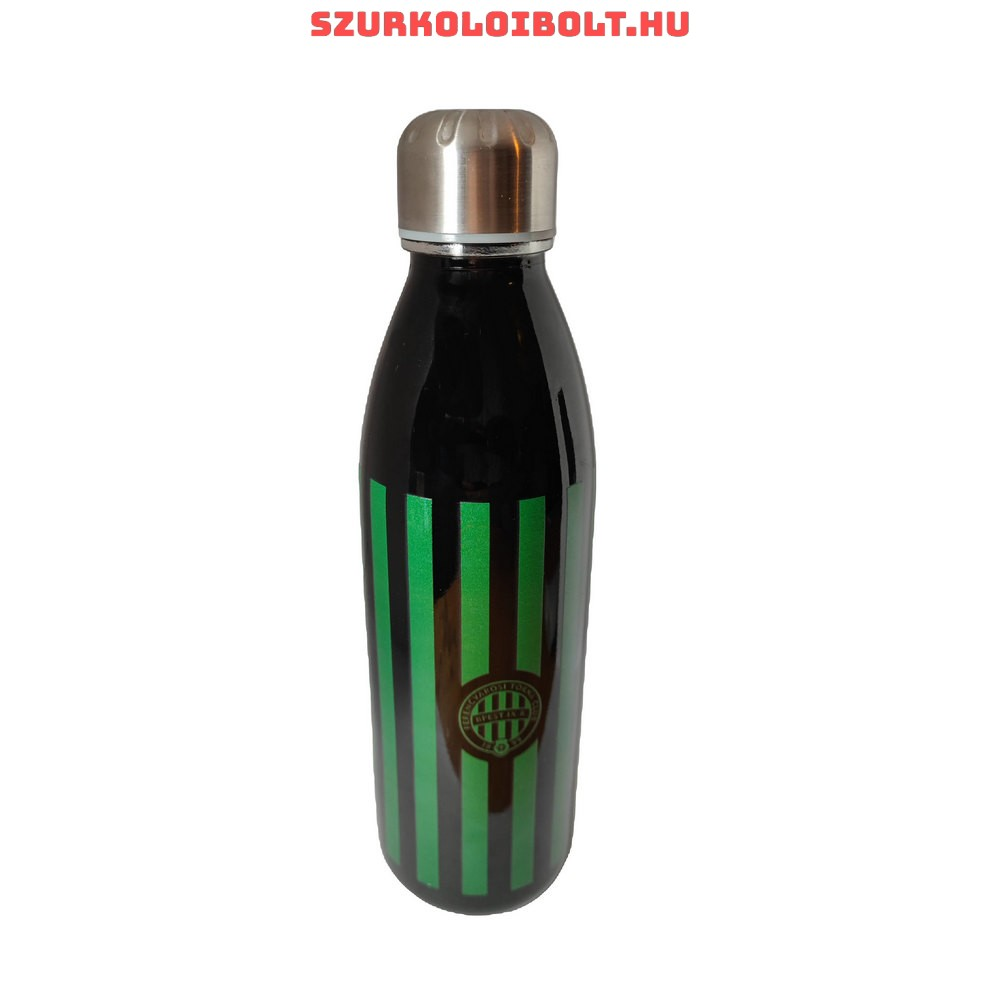 Ferencvaros Aluminium Travel Mug BL - Original football and