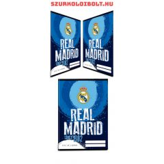 Real Madrid stripes excercise book  A/5