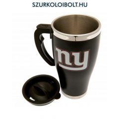 New York Giants Aluminium Travel Mug BL