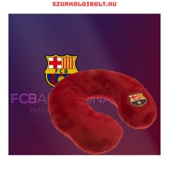 FC Barcelona neck pillow - original, licensed product