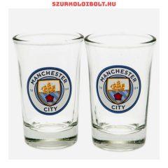 Manchester City shot glass set