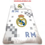 "Real Madrid CF ""Blue"" Single Duvet Cover and Pillowcase Set"