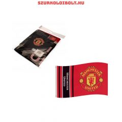 Manchester United. flag - official licensed product