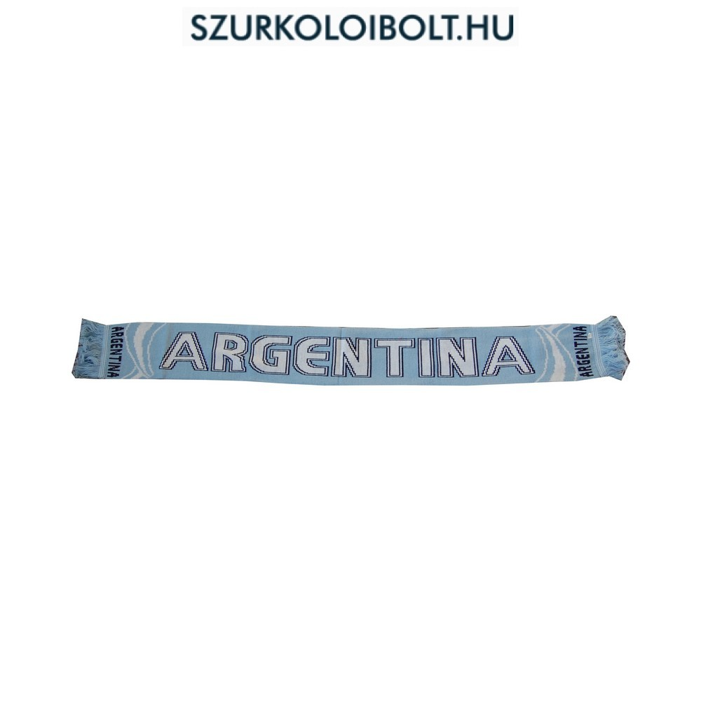 Argentina two sided scarf - Original football and NFL fan products ... a7b478f264