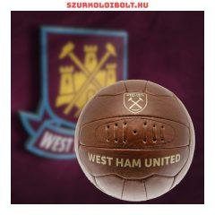 West Ham United retro Football