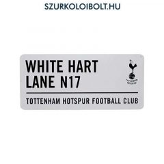 Tottenham Hotspur FC Metal Street Sign