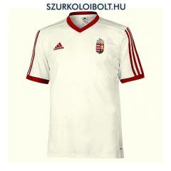 Adidas Hungary away junior supporter Shirt (white)